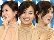 Han Hyo Joo xinh đẹp trong ngày nhậm chức Đại sứ