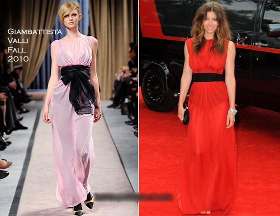 фото цветные платья в пол
