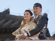 """Thái Trác Nghiên - """"Công chúa"""" đáng yêu của Lâm Phong"""
