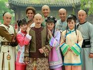 Tân Hoàn Châu Cách Cách ra mắt tạo hình nhân vật