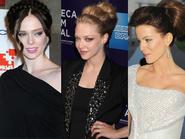 Top 100 phong cách tóc  đẹp dành cho các cô dâu (P1)