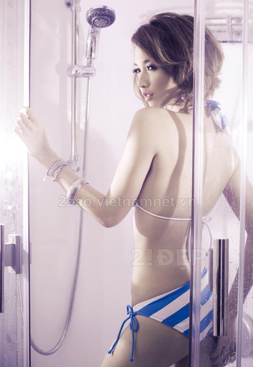 Ngoc Diep - new show