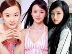 Những sao Hoa ngữ đánh mất vẻ đẹp ngọc nữ trong sáng