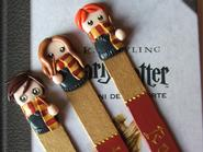 Bộ bookmark dễ thương cho fan Harry Potter