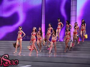 Ngắm dung nhan 40 thí sinh tỏa sáng đêm chung kết HHTGGNV 2010