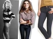 Xu hướng quần jean và denim hot nhất Thu 2010
