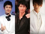 Sao nam Hoa ngữ nào diện vest đẹp trai nhất?