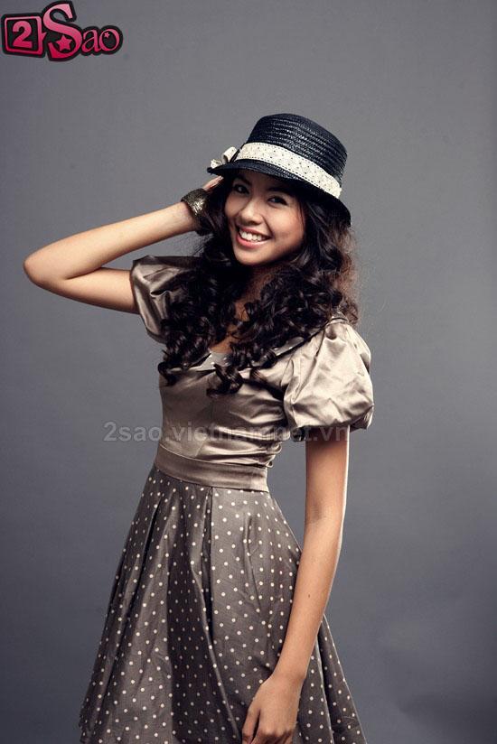 Miss Kieu Khanh - beauty of holiness