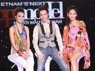 Lùm xùm Vietnam Next Top Model tiếp tục 'xé'...
