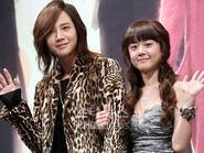 Cặp đôi Hàn hot nhất hiện nay: Moon Geun Young - Jang Geun Suk