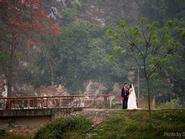 Cô dâu khóc òa vì đám cưới trót… tiết kiệm