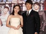'Công chúa' Kim Tae Hee đẹp rạng ngời bên Song Seung Hun