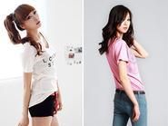 Áo phông - những style hot ngày hè
