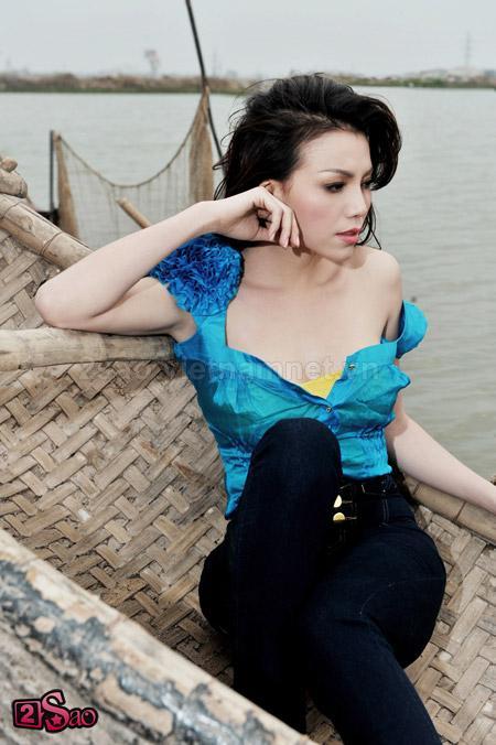 Tra Ngoc Hang models vietnam new pics