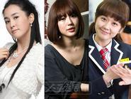 """Lee Da Hae, Yoon Eun Hye và Jang Na Ra: Cuộc chiến """"người đẹp nói dối"""""""