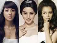 Mỹ nhân Hoa ngữ mặc váy cưới, ai đẹp nhất? (2)