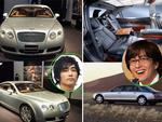 Ngắm các siêu xe của Sao Hàn