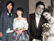 """Những cặp đôi """"phim giả tình thật"""" nổi tiếng Hàn Quốc"""