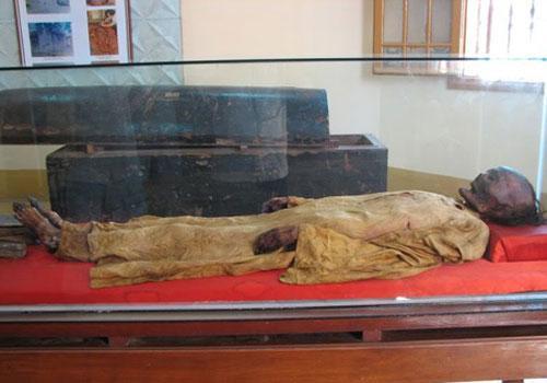 xu1 Bí mật xác ướp tại Bảo tàng lịch sử Việt Nam