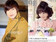 Lee Min Ho bị thương vẫn quay phim - Sung Yu Ri nhập viện vì kiệt sức