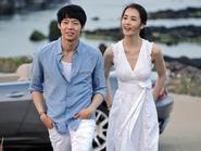 """Lee Da Hae """"bắt cá hai tay"""""""