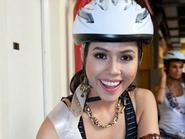 """Hoàng My: """"Tôi muốn chiếc vương miện Hoa hậu Hoàn Vũ 2011"""""""
