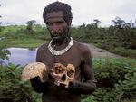 Bộ tộc ăn thịt người ở Indonesia