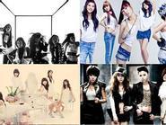 """Những """"mánh khoé"""" lăng xê nhóm nhạc tân binh của K-Pop"""