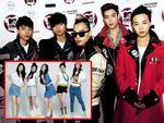 MV bom tấn của T-ara ra mắt - Big Bang tung Haru Haru phiên bản Nhật