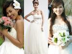 Sao Việt nào diện váy cưới đẹp nhất?