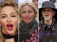 Madonna và top những khoẳnh khắc mặt xấu nhất