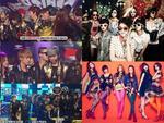 Nhóm nhạc 9x TEEN TOP vượt đàn anh MBLAQ