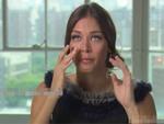 Hoa hậu Hoàn Vũ 2008 Dayana Mendoza khóc khi nói về gia đình, bạn bè