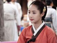 Park Min Young đẹp mê hồn trong tạo hình cổ trang