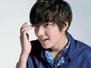 Lee Min Ho đi đến tận cùng vì tình yêu