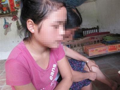 Cô bé 14 tuổi bán trinh tiết cho đại gia như thế nào