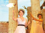 Những hình ảnh đẹp của Chung kết Miss Sport 2012