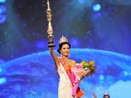 Sự thật về học vấn của Hoa hậu Đặng Thu Thảo
