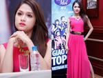 """Vietnam Idol: Hương Giang """"chuyển giới"""" nữ tính lên trông thấy"""