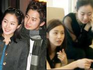 Gia đình đẹp hơn hoa của Kim Tae Hee