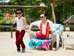 Tiết lộ về cậu bé gốc Việt nhảy trong 'Gangnam Style'