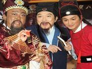 Bao Thanh Thiên trở lại sau 19 năm