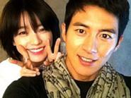 Han Hyo Joo tình cảm bên Go Soo