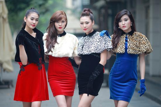 Top10 Sieu mau Chau A do sac dan chan dai ngay dong