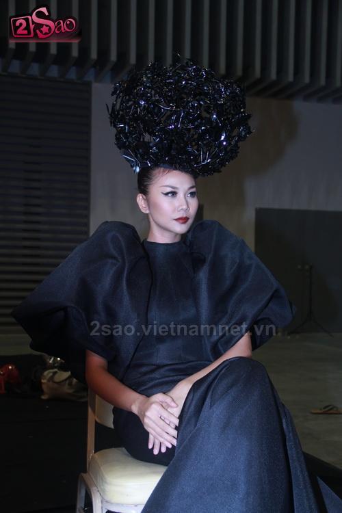 Thanh Hang doi vuong mien nang 3kg muongay co