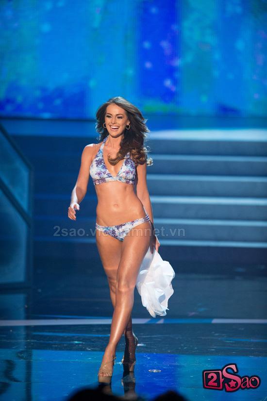 Truc Tiep My dang quang Miss Universe 2012