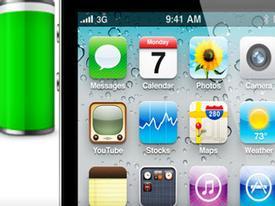 iOS 6.0.2 sửa lỗi Wi-Fi nhưng gặp vấn đề pin