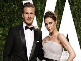 Beckham tặng vợ đồ ngủ làm… quà Giáng sinh