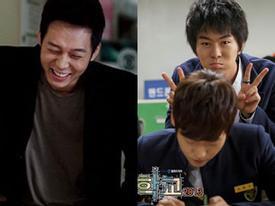 Hậu trường hài hước, đáng yêu của phim Hàn (7)