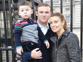 Rooney sắp có quý tử thứ hai